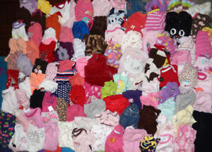 HUGE Lot of 100 items - Baby GIRL clothes -  ALL 3 months