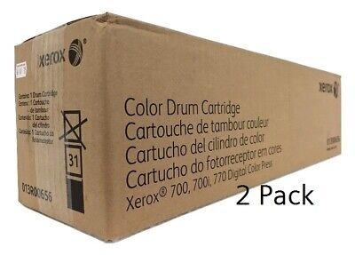4PK XEROX 700 OPC PLUS CHIP 13R656 13R655