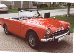 1967 Sunbeam Alpine V for sale