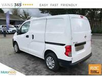 Nissan NV200 GREAT MID SIZED VEHICLE TWIN SIDE LOADING DOORS 57 MPG! REVERSE CAM
