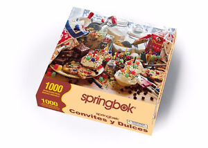 Springbok 1000 Piece Sweets and Treats Puzzle