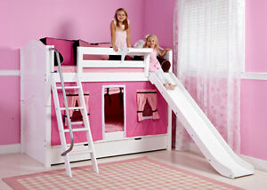 FREE SHIPPING CANADA WIDE+SALE 20%OFF__SOLID WOOD LOFT&BUNK BED