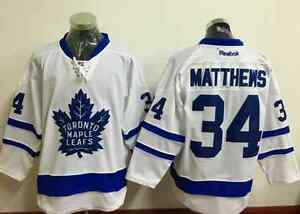 Toronto Maple Leafs Toronto Maple Leafs Matthews jersey men's XL