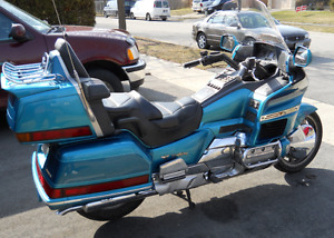 Gold Wing Touring Machine