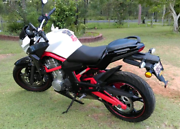 CFMOTO650 Motorcycle Cawarral Rockhampton Surrounds Preview