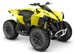 2019 Can Am Renegade 570 Base Model (Brand New)