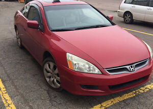 2007 Honda Accord Coupe 2.4L