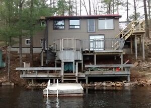 Sept 18 - Sept 25 HOT TUB Private Fire Pit Bass & Trout Fishing