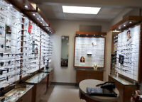 Receptionist wanted for busy optometry practice
