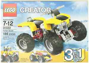Lego Creator 31022 - 3 in 1 - truck, race car & bike