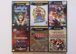 Selling SNES, N64, 3DS, GBA, Gamecube, Dreamcast