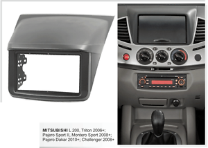 Triton Oulander BT50 BT 50 Accord CRV Lancer Swift Fascia Sydney City Inner Sydney Preview