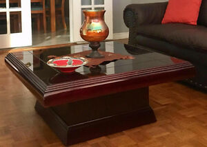 Coffee Table /Matching End Table