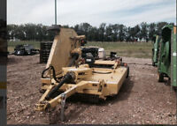 DEGELMAN REV1000 10 FT ROAD SIDE ROTARY CUTTER--OPEN TO OFFERS