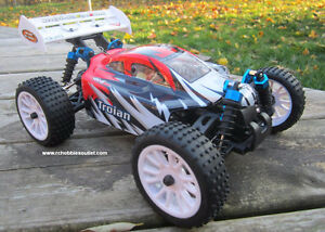 New RC Electric Buggy / Car 1/16 scale 4WD 2.4G