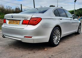 BMW 730D 2009