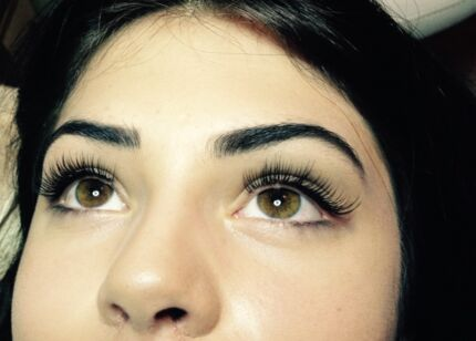 Eyelash extensions $50 + Spray tanning $25 Burleigh Heads Gold Coast South Preview