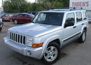 2006 Jeep Commander Sport