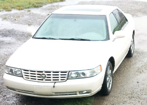 Cadillac sts only 80.000k