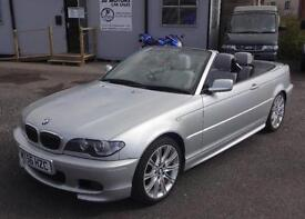 2006 (56) BMW 3 Series 2.2 329Ci M Sport Convertible - Low Mileage