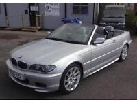 2006 (56) BMW 3 Series 2.2 320Ci M Sport Convertible - Low Mileage