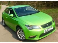 Seat Leon 1.6TDI DSG Sport-Coupe SE**Diesel Technology Pack**1Owner From New!**