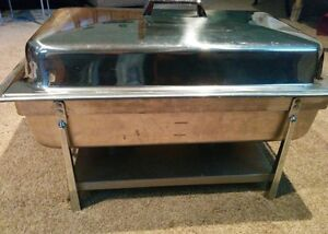 Stainless steel table steamer/chafer Kitchener / Waterloo Kitchener Area image 4