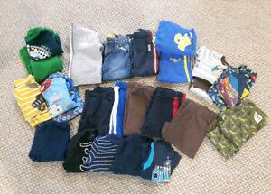 Size 3T Boys Clothing - Lot 4