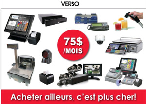 POS   LOCATION  POS, MEV .ONLY 75 $ /mois