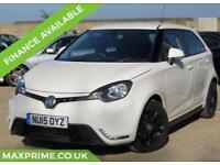 MG 3 1.5 3 STYLE VTI-TECH 5D 110 BHP 1 FORMER KEEPER FROM NEW + JUST SERVICED