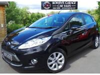 2010 10 FORD FIESTA 1.4 ZETEC 16V 5D AUTO - LOW MILES - 5 SERVICES - HIGH SPEC