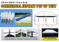 Huge Discount on Party Tents with FREE Shipping!
