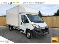 Citroen Relay EXCELLENT VALUE CLEAN CONDITION NEW SHAPE LWB LUTON WITH TAILIFT 1