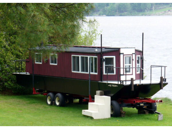 Used 2013 Other canal boat / house boat