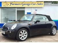 Mini Mini 1.6 One Convertable In Black