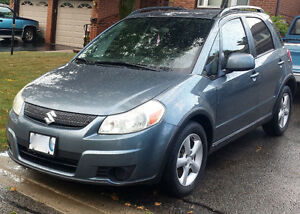 2007 Suzuki SX4 Hatchback PRICE REDUCED!
