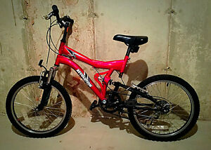 "***Awesome 20"" Kids Sport Bike***"