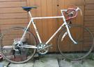 "Raleigh sprint vintage retro bike. 24"" XL frame size. Fully Working"