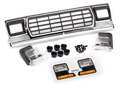 Traxxas Frontgrill inkl. Zubehör und Scheinwerfergehäuse Ford Bronco - 8070