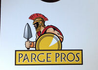 """PARGE PROS """"We Have Your Foundation Covered"""""""