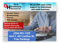 Bookkeeping and Payroll Services. Insured. Accurate. Affordable.