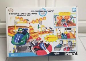 K'Nex Mario Kart Wii Bowser's Castle Ultimate Building Set