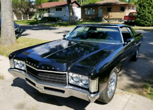 Serious car for Serious buyers! 1971 Chevy Impala Coupe