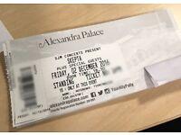 4 x Skepta tickets - Friday 2nd Dec @ Alexandra Palace
