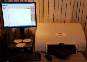 Idexx CR 1417 IDEXX CR Digital Imaging xray veterinary