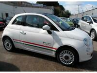 2010 60 Fiat 500 1.2 ( 69bhp ) LOUNGE S/S New Timing Belt Just Fitted £30R/Tax