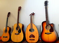 Bollywood Guitar lessons, Learn New/ Old songs ***