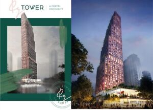 THE TALLEST TOWER IN VAUGHAN COMING GET THE VVIP ACCESS