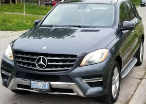 2013 ML350 BlueTEC Merce-Benz 4MATIC 4dr -dealer serviced