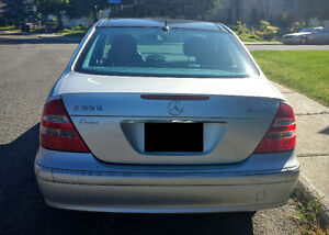 2006 Mercedes-Benz E-Class 350 Sedan